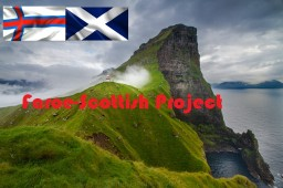 Scotland & Faroe Islands in Minecraft !