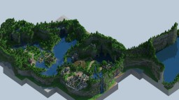 Osnea (Fantasy World) Minecraft Map & Project