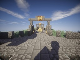 Floating Survival Minecraft Project
