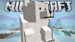 *Facts You DIDN'T KNOW ABOUT POLAR BEARS!* [with video] Minecraft Blog Post
