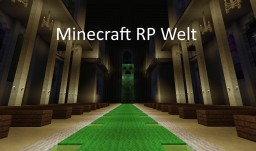 Minecraft RP World V1.3 Minecraft Map & Project