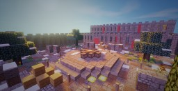 Mini Games Arena Minecraft Map & Project