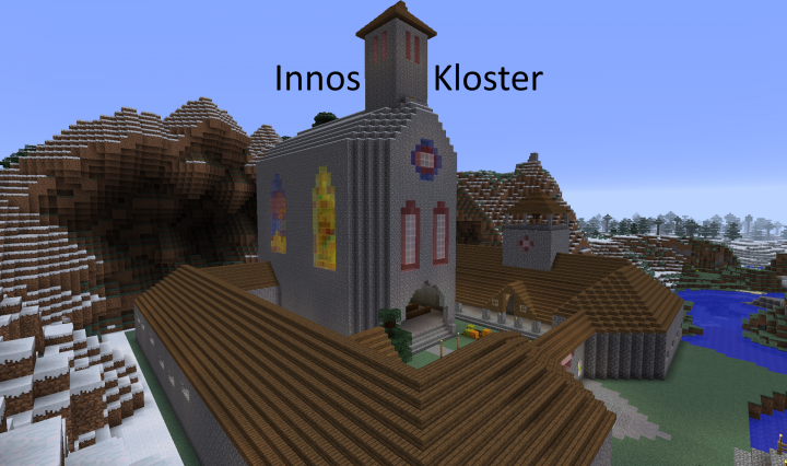 The Innos Monestery is the seat of the Firemage and the Innos Church of Nordera.