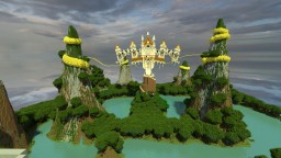 Land Of Departure(Kingdom Hearts Birth By Sleep) Minecraft Map & Project
