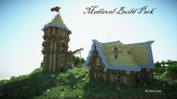 Medieval Build Pack Minecraft Map & Project
