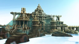 Infernal Waters Minecraft Project