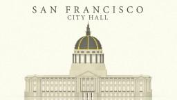 San Francisco City Hall Minecraft