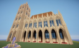 Gothic Palace 2 Minecraft Map & Project