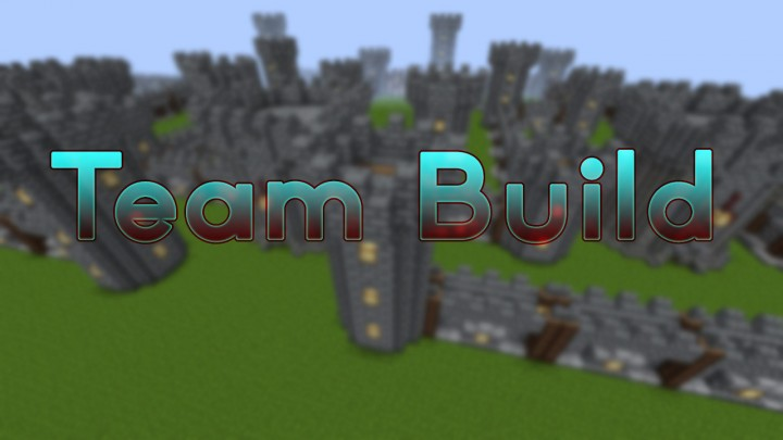 Team Build - Building Cool Things Together! Minecraft Server