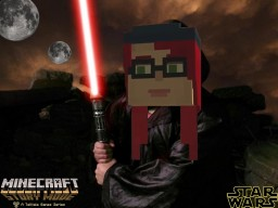 Cassie Rose the Sith Lord Minecraft Blog Post