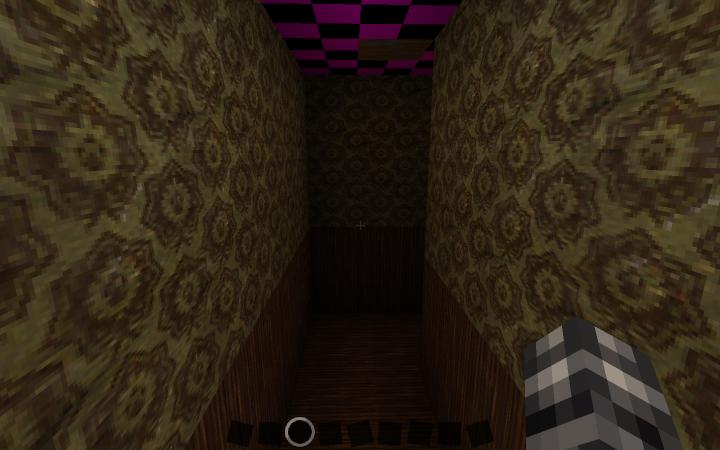 Spooky Hallway