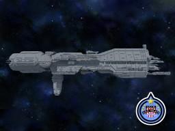 Alien Conestoga class spaceship (inspiration) Minecraft Project