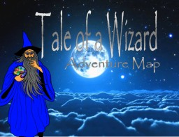 Tale of a Wizard Minecraft Map & Project
