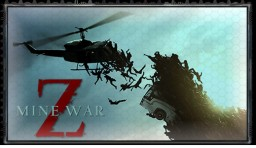 Mine War Z Minecraft Texture Pack