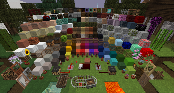 1.10 - Courtesy of Kabs Resource Pack Showcase
