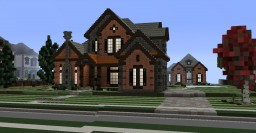 New American Mansion - WoK Minecraft