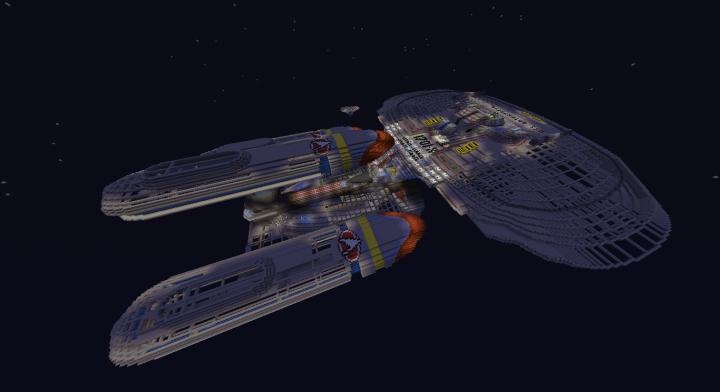 Star trek galaxy class dreadnought download minecraft for Star trek online crafting leveling guide