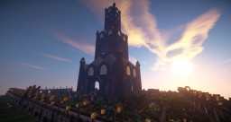 Open Block Spawn Minecraft Map & Project