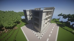 | concrete apartments | Minecraft Map & Project