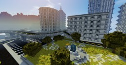 Mars City - Cowboy Bebop Server Minecraft