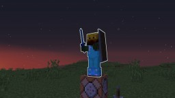 Blaze Bob Da Boss Minecraft Project