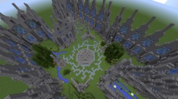 Server spawn [Can be used for map to have fun on as well] Minecraft Project