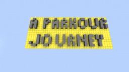A Parkour Journey Minecraft Map & Project