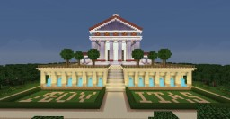 Temple of Zeus Minecraft