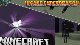 Insane EnderDragon Fight Minecraft 1.9/1.10+ Minecraft Map & Project