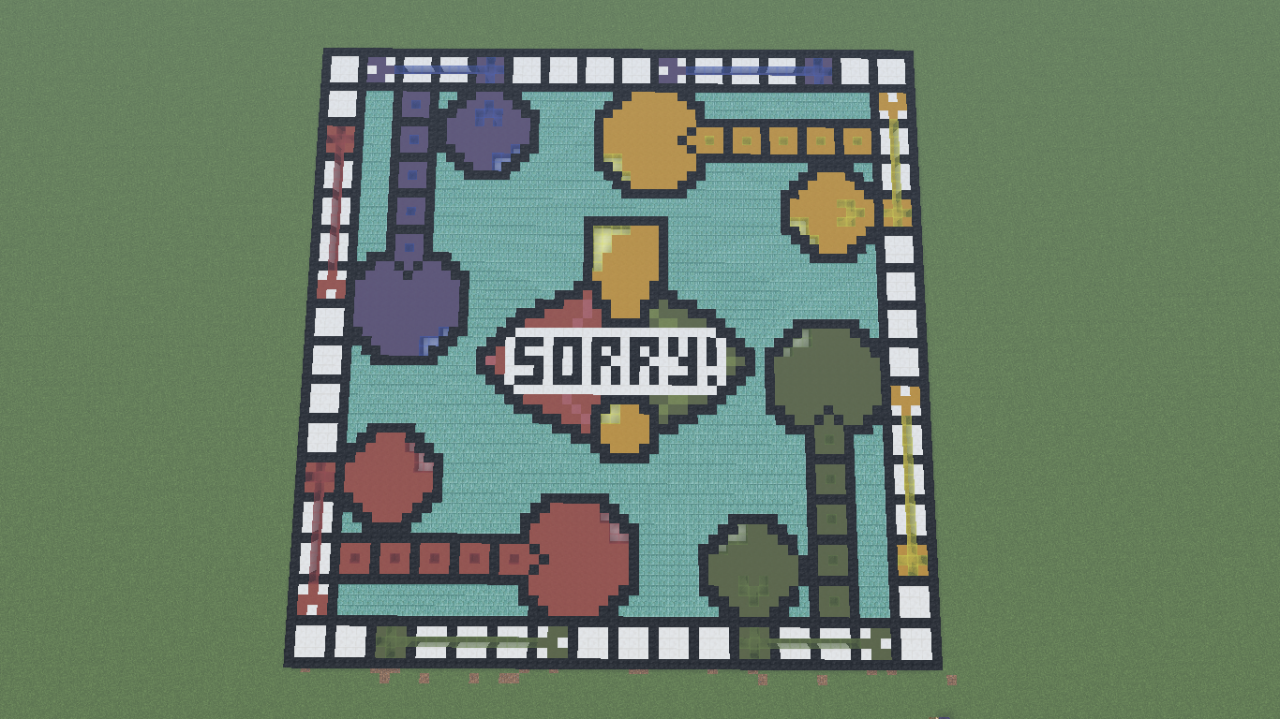 Sorry The Board Game Looking For Redstoners Minecraft Project