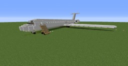 Boeing 717-200(MD-95) [Download] [Full Inside] Minecraft Project