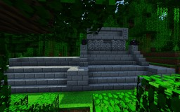 Small Aztec Temple Minecraft Map & Project