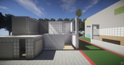 Modern Townhouse  -  WoK Minecraft Map & Project