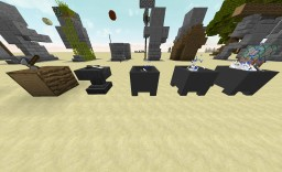No mod - More furniture Minecraft Project