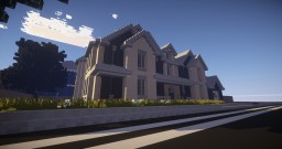 Rookwood Estate Minecraft Map & Project
