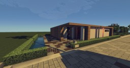 Buildoff || Modern House || IAS Minecraft Map & Project