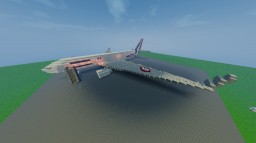 A330 French Republic Minecraft Map & Project