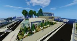 MINIMALISTE House By _Zufall_  On FLAC public Minecraft