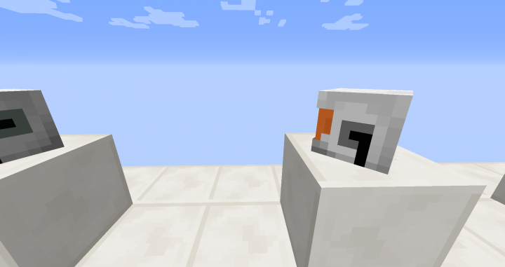 Portal with only one command block 1 10 minecraft project