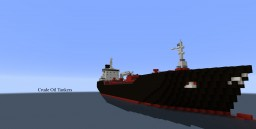 crude oil tanker Minecraft Map & Project