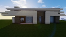 Horizontal - Modern House (Download) Minecraft Map & Project