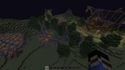 Medieval Inspiration Mini Village Minecraft Map & Project