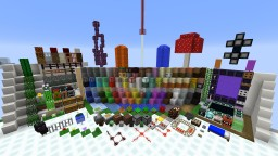 Target Resource Pack for minecraft 1.11