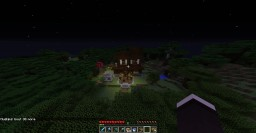 Hunting Cabin Minecraft Project