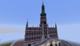 Zamosc town hall Minecraft Project