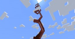 Railway and Dropper Minecraft Project