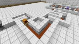 Maze Robot Minecraft Map & Project