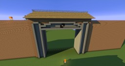 Konoha wall   KONOHAGAKURE PROJECT   Minecraft Map & Project