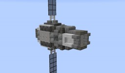 LEO Transport Capsule | Space Minecraft Map & Project