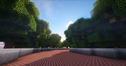 Konoha promenade   KONOHAGAKURE PROJECT   Minecraft Map & Project